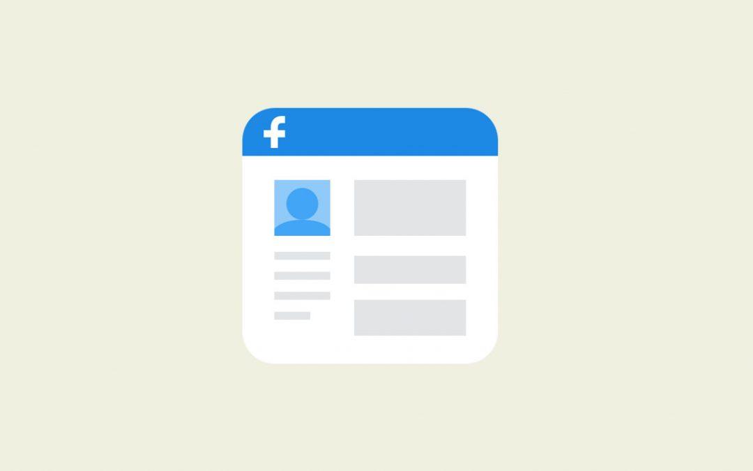 Cómo borrar o desactivar Facebook